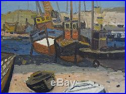 1950 CAMUS Gustave 1914-1984+ Bénézit Très Bien Coté+ Prix de ROME Port BRETON