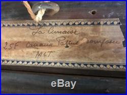 Ancienne huile sur toile Paul Eschbach voîliers et pêcheurs Bretagne Concarneau