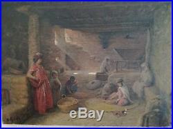 Antoine Gadan (1854-1934) Peintre orientaliste