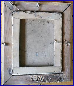 HUILE SUR TOILE-PORTRAIT-MARECHAL-EMPIRE-DEBUT XIX ème-LEGION D HONNEUR