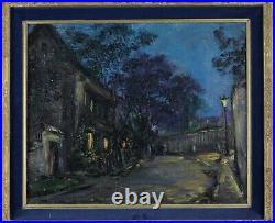Jean Maillard, 1901, Paris, Montmartre, Cabaret au Lapin Agile, Superbe ambiance