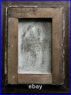 Jules Cellier 1826-1890. Charmante Toile. Jeune Femme Regardant A Sa Fenêtre