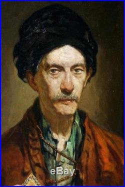 Jules Rullens, 1890, Bénézit, Coté 800, L'Orfèvre Ottoman! Superbe et Rare