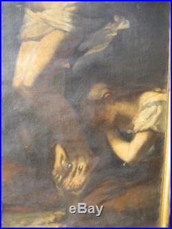 Peinture religieuse XIX d'après Pierre Paul PRUD'HON