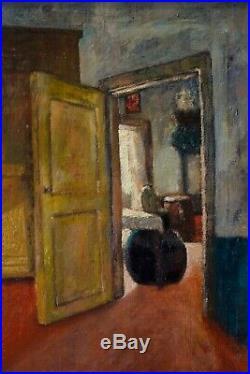 Philibert Cockx, 1920, Bénézit, Grosse Cote! Fauvisme Brabançon