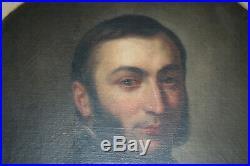 Portrait d´homme vers 1860