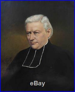 Tableau Ecclesiastique Soutane J. De Gault J. J. DE GAULT (c. 1738-c. 1812)