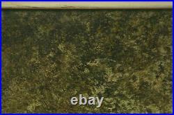 Tableau fin 19ème Paysage par Paul Astier l'étang